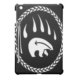 Stammes- Bärn-Kunst Ipad Fall-Tier-Kunst-Geschenke Hülle Für iPad Mini