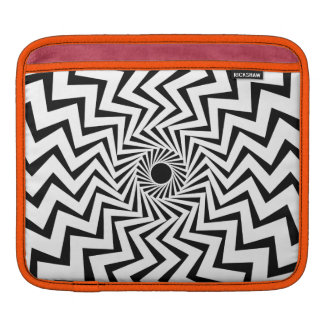 Stammes- Blitz-Bolzen Sleeve Für iPads