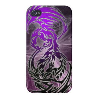Stammes- Drachetelefonkasten iPhone 4/4S Hülle