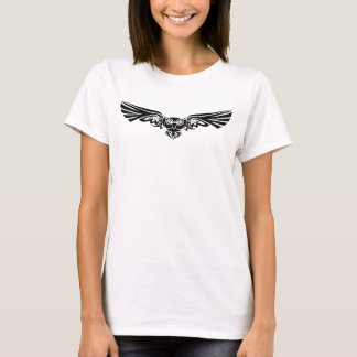 Stammes- Eule T-Shirt
