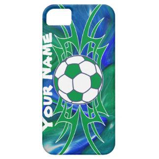 Stammes- Fußball iPhone 5 Case