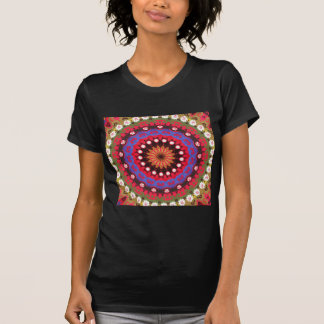Stammes-, geometrisch, Santa Fe, Muster T-Shirt