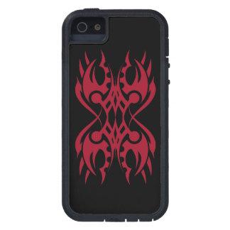 Stammes iphone 18 Netz black over Hülle Fürs iPhone 5