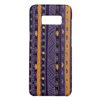 Stammes- Kasten-hintere Abdeckungs-Haut Case-Mate Samsung Galaxy S8 Hülle