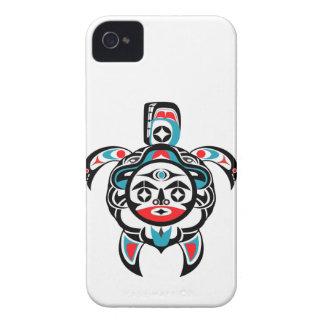 Stammes- Kompass iPhone 4 Hüllen