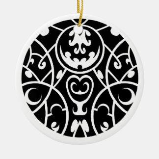 Stammes- Kunst Keramik-Verzierung Keramik Ornament