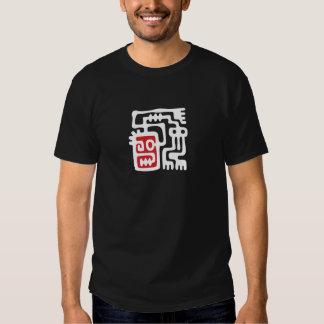 Stammes- Kunst-T - Shirt