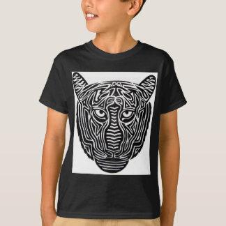 Stammes- Löwe-T - Shirt