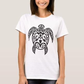 Stammes- Meeresschildkröte T-Shirt