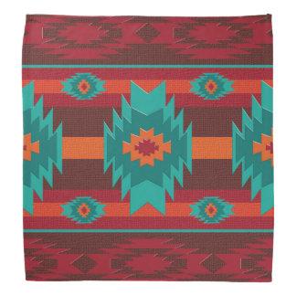 Stammes- Muster des südwestlichen Navajos Kopftuch