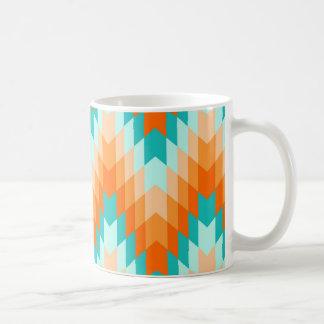 Stammes- Muster Kaffeetasse