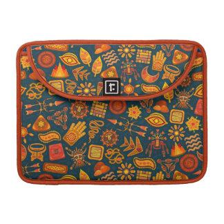 Stammes- Muster Sleeve Für MacBook Pro