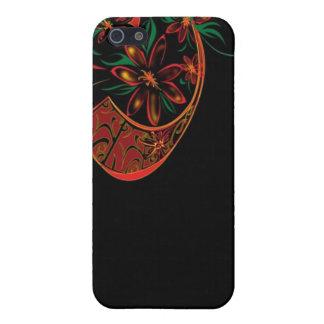 Stammes- Rasta iPhone 5 Schutzhüllen