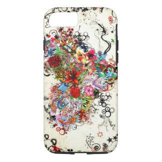 Stammes- Rhythmus iPhone 8/7 Hülle