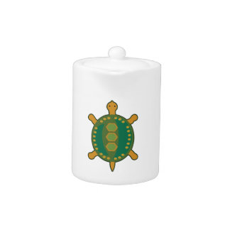 Stammes- Schildkröte