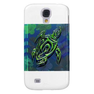 Stammes- Schildkröte Galaxy S4 Hülle