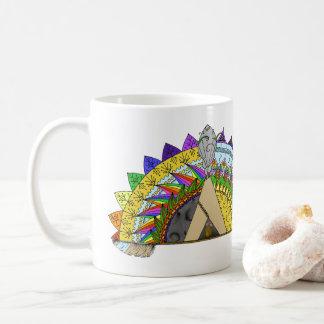 Stammes- Segen Kaffeetasse