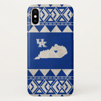 Stammes- Staats-Liebe Kentuckys | iPhone X Hülle