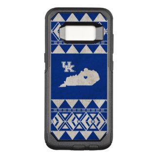 Stammes- Staats-Liebe Kentuckys | OtterBox Commuter Samsung Galaxy S8 Hülle