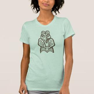 Stammes- Stange-Tier Meme T-Shirt