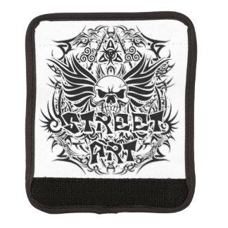 Stammes- Straßenkunst der Tätowierung Gepäckgriff Marker