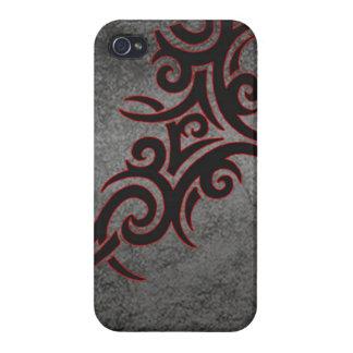 Stammes- Telefonkasten iPhone 4 Etui