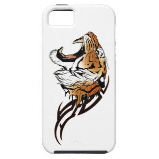 Stammes- Tiger-Knäuel iPhone 5 Etuis