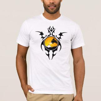 Stammes- Viererkabel T-Shirt