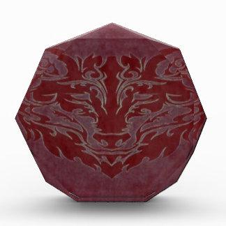 Stammes- Wolf-Rot Auszeichnung