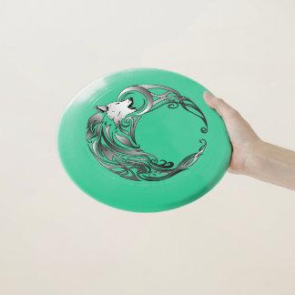 Stammes- Wolf - schattiert Wham-O Frisbee