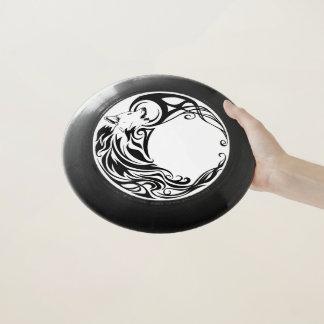 Stammes- Wolf Wham-O Frisbee