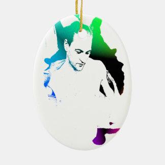 Stan Farben-Spritzer-Verzierung Keramik Ornament
