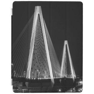 Stan Musial Veteranen-BrückeGrayscale iPad Hülle