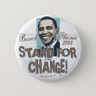 Stand für Änderungs-Knopf Runder Button 5,7 Cm