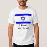 Stand mit Israel T Shirts