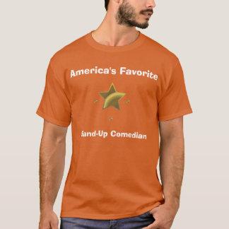 Stand-up-Comedian: Amerikas Liebling T-Shirt