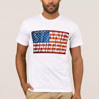STAND VEREINIGTER angepasster T - Shirt