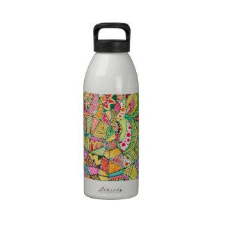 standard Abestrato Wiederverwendbare Wasserflasche
