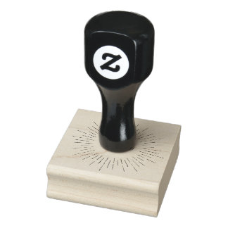 Standard-Beherrschungs-Briefmarke Gummistempel