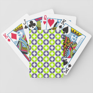 standard mit den geometrischen Formen Pokerkarten