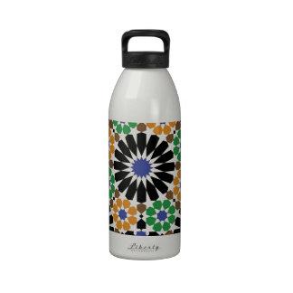 standard mit Form geometrisch Wiederverwendbare Wasserflaschen