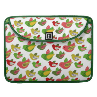 standard mit Vögeln Sleeves Für MacBooks