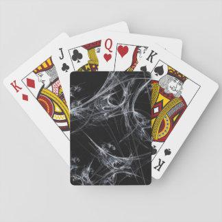 Standardindex-Spielkarte-abstraktes Spinnen-Netz Spielkarten