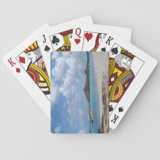 Standardindex-Spielkarte-Antigua-Strand Spielkarten