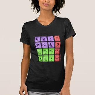 Standardmodell der Elementarteilchen T-Shirt