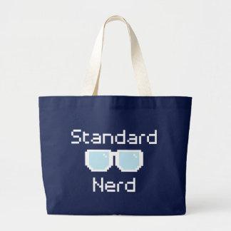 StandardNerd Jumbo Stoffbeutel