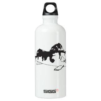 Stange Aluminiumwasserflasche