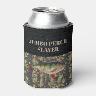 Stangen-Fischen-Camouflage-Eis-Fischen-Bier-Halter Dosenkühler