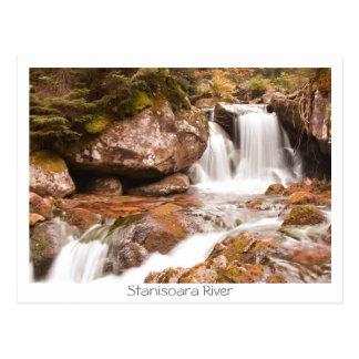 Stanisoara Fluss Postkarte