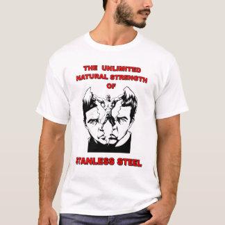 Stanless das T-Stück Stahlmänner T-Shirt